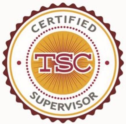 Certified Supervisor Training logo