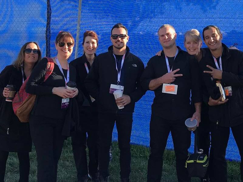 Acrobat Outsourcing Event Staffing