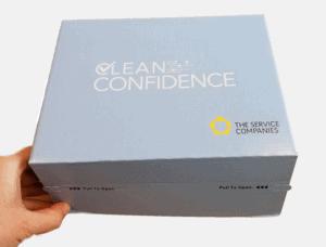 Clean Confidence audit test kit